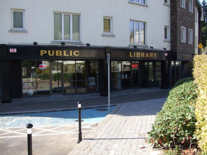 Bunclody Library