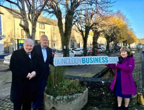 Bunclody Business Launch Press Release
