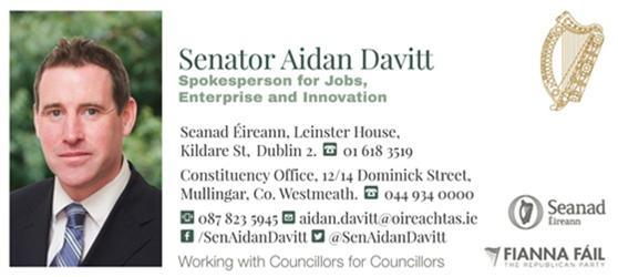 senator Aidan Davitt